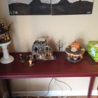 Dept 56 Halloween Houses