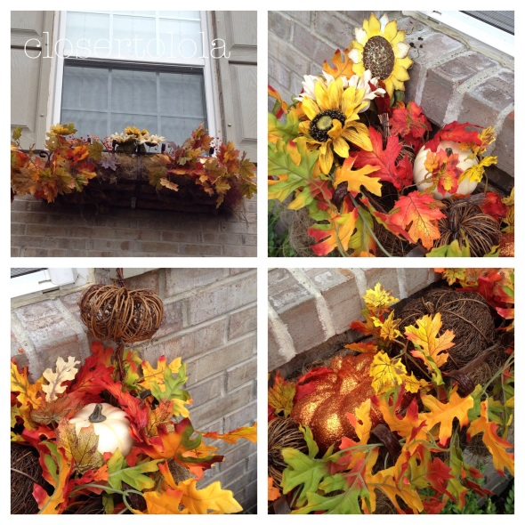 Fall 2014 Window Box Details